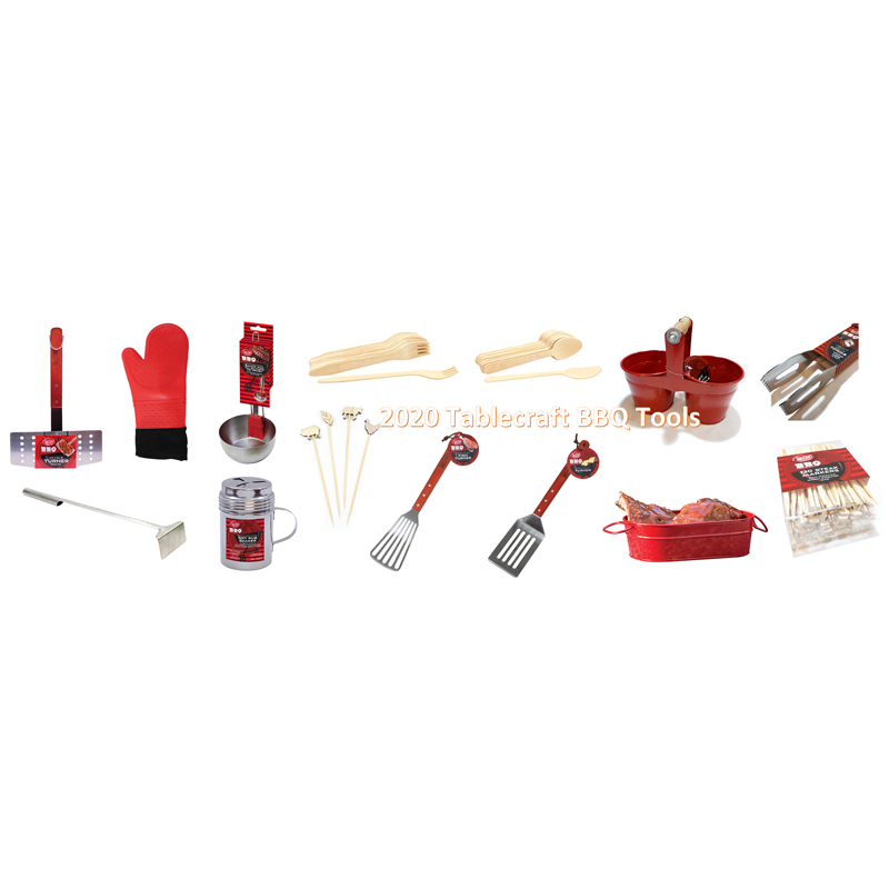 2020 Product Booking - BBQ Tools