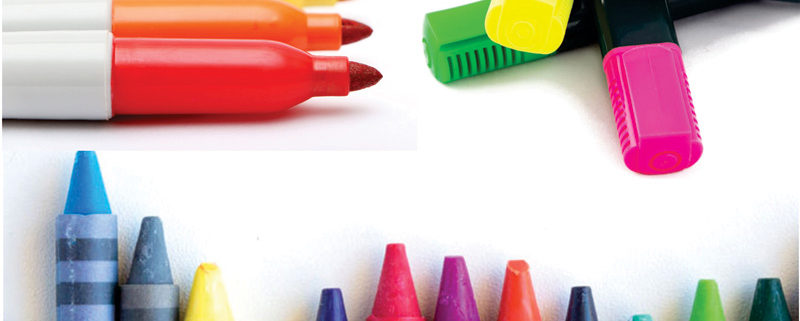 Crayons-&-Markers
